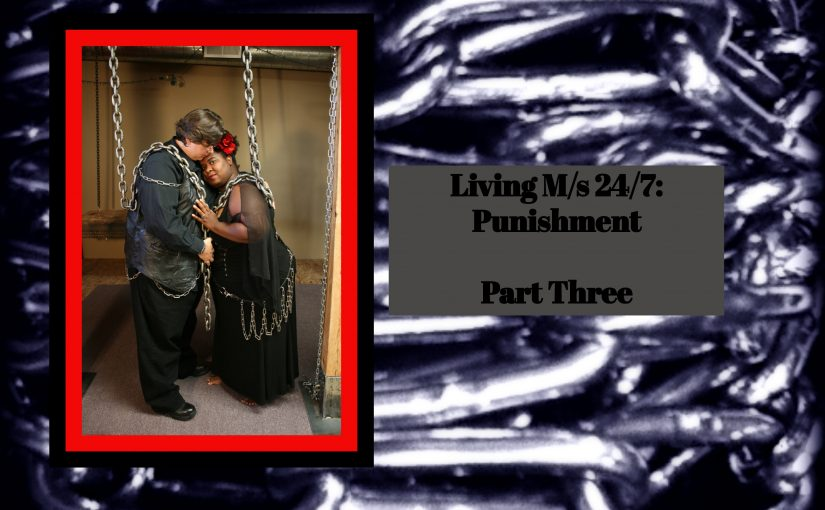 Living M/s 24/7: Punishment by Master Bear