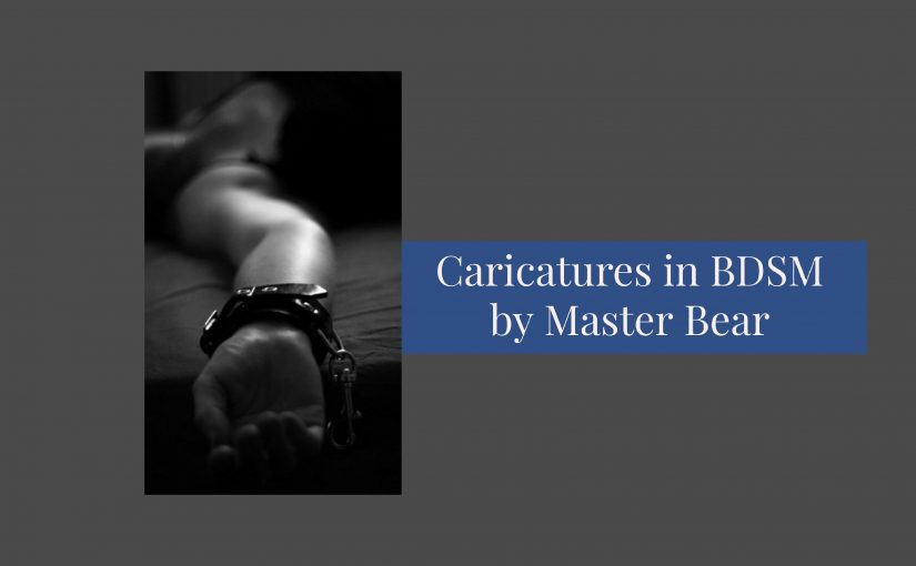 Caricatures in BDSM by Master Bear