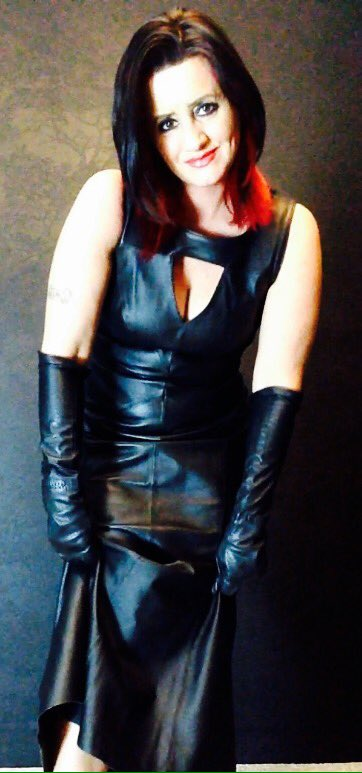Leather chat room
