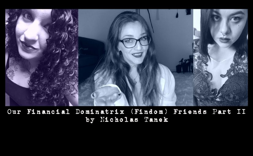 Our Financial Dominatrix (Findom) Friends Part II by Nicholas Tanek